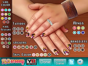 Beauty Nail Design game