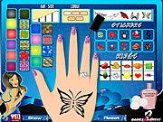 Play Nail pedicure Game