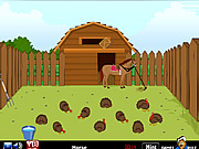 Jucați jocuri gratuite Wild Turkey Escape