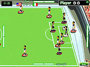 Play Flicking soccer Game