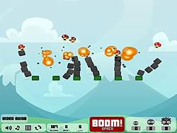 MushBoom game