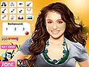 Play Miley cyrus celebrity makeover Game