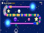 Neon Pinball game