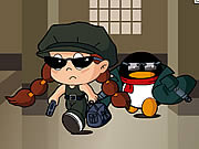 Watch free cartoon QQ Penguin: Matrix