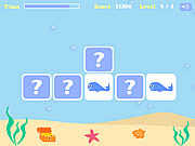 Play Under the sea memory game Game