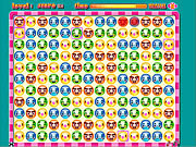 Play Candy faces Game