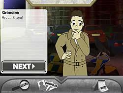 Detective Grimoire game