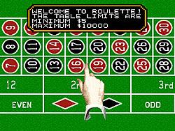 Super Caesars Palace(1993) game