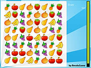 Match Fruits game