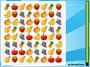 Match Fruits game