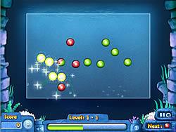 Magic Marble game