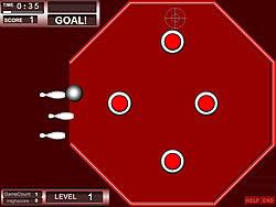 Pin Bowling game
