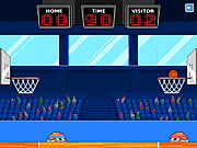 Basketmole game