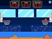Basketmole game