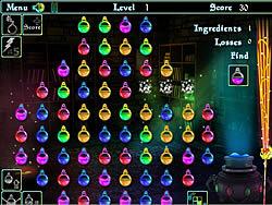 Wizard Hazard game