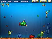 Green Submarine لعبة
