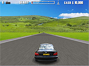 Action Driving game