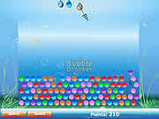 Bubble Dropper game