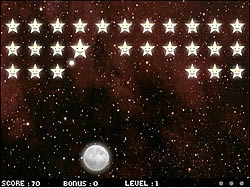 Moon Ball game