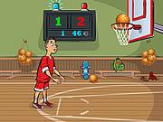Basketball Exam game