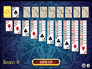 Play Lady jane solitaire Game