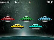 Play Five ufo s Game