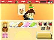 Cupcake Frenzy Game game