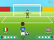 Play Penalty shootout-game Game