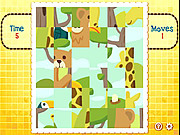 Play Tile swap puzzle Game