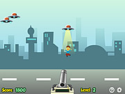 Play Space kidnappers Game