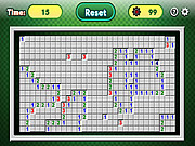 Classic Mines game