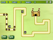 Play Castle defense Game