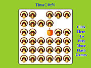 juego Thanksgiving Day Matching Game