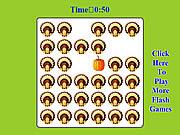 Thanksgiving Day Matching Game game