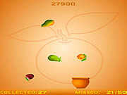 Play Fruits fall Game