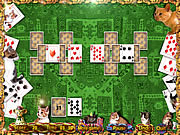 Play Kitty solitaire Game