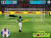 juego Copa  America Argentina 2011 (english)
