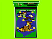 Play Scooby doo pinball Game