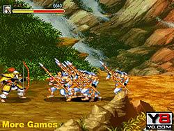 Three Kingdoms- Legend of Huang Zong game