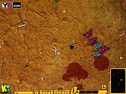 Rebellion Species game