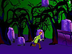 Scooby Doo Graveyard Scare game