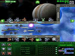 Galactic Defender game