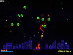 Earth vs Aliens game