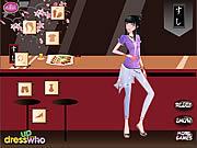 Sushi Bar Date game