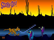 Play Scooby doo monster madness Game