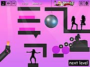 Disco Cannon game