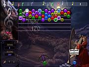 Goth BubbleJam game