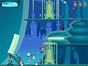 Play Duck dodgers planet 8 from upper mars mission 1 Game