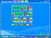 Play Fishy hues Game