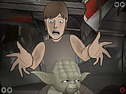 Watch free cartoon Starwars Gangsta Rap